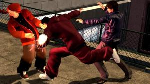 Yakuza 4 se déchaîne