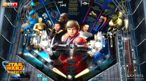 Star Wars Pinball : Heroes Within - 4 tables pour le prix de 3