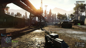 Battlefield 4 se patche sur PS4
