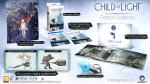 Child of Light : Une édition collector et du cross buy