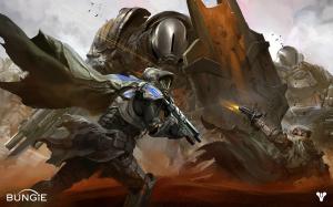 Destiny : La construction de l'univers et de l'histoire