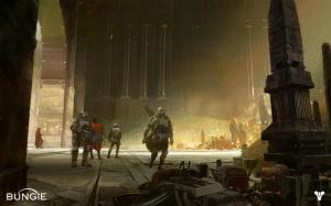 E3 2013: Images de Destiny