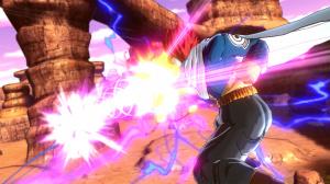 Dragon Ball Xenoverse : Un visiteur du futur