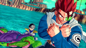Dragon Ball Xenoverse : Des infos sur le nouveau perso
