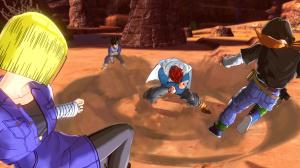Dragon Ball Xenoverse : Le Guerrier du futur en images
