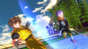 Dragon Ball Xenoverse s'offre des héros personnalisables