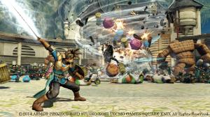 TGS : Dragon Quest se met à Dynasty Warriors