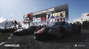 Gamescom: Images de DRIVECLUB