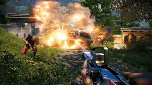 Far Cry 4 vise le 1080p sur tous les supports