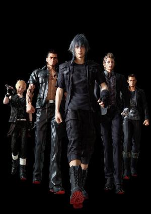 La bio des personnages de Final Fantasy XV