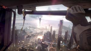 Killzone : Shadow Fall au lancement de la PS4