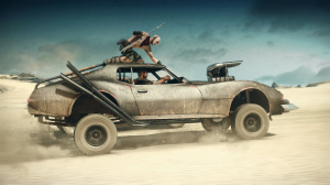Mad Max et sa customisation de caisses