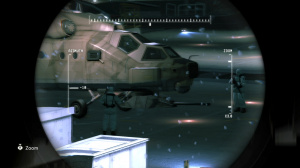 MGS 5 Ground Zeroes : Une mission en exclu PlayStation 4