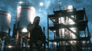 Gamescom: Images de MGSV The Phantom Pain