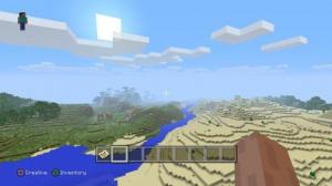 Minecraft : Vos mondes sur 360 / PS3 transférés et agrandis sur One / PS4