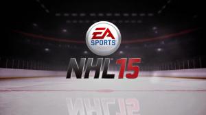 NHL 15 entre sur la glace