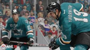Première image de NHL 15