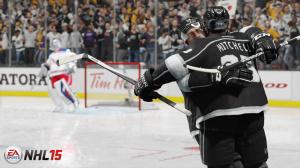 E3 2014: NHL 15 en images et en vidéo