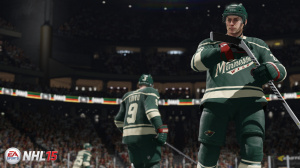 Quelques images de NHL 15