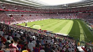 Meilleur jeu de sport : Pro Evolution Soccer 2015 / PC-PS4-Xbox One-Wii U-PS3-Xbox 360