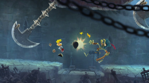 Rayman Legends en avance sur PS4 et Xbox One