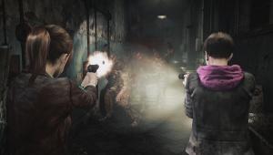 Barry Burton jouable dans Resident Evil : Revelations 2 ?