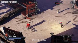 E3 2013 : Un jeu western sur PS4