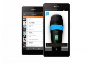 SingStar revient avec une application micro
