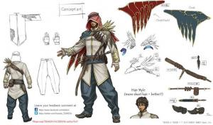 Un combattant arabe pour Tekken 7 ?
