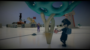 "The Tomorrow Children est un ""bac à sable de combat et d'exploitation à dimension sociale"""