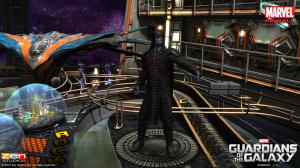 Zen Pinball 2 : Les Gardiens de la Galaxie passent à table