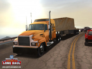 18 Wheels of Steel : American Long Haul
