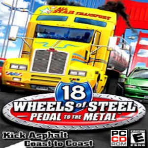 18 Wheels of Steel : Pedal to the Metal sur PC