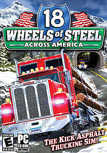 18 Wheels of Steel : Across America sur PC