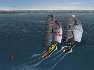 Images : 32nd America's Cup