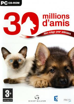 30 Millions d'Amis : Mon refuge pour animaux