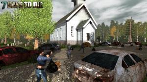 Entre Minecraft et Walking Dead, voici 7 Days to Die