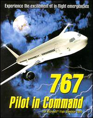 767 pilot in command s