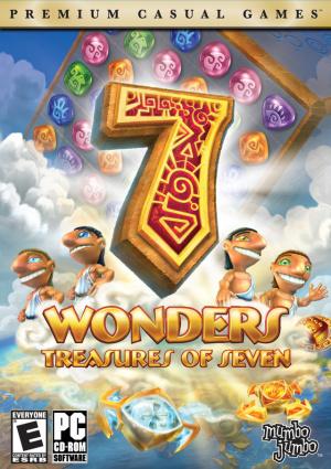 7 Wonders : Treasures of Seven sur PC