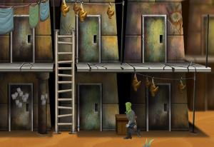 A Small Favor, un jeu d'aventure indé sur Kickstarter