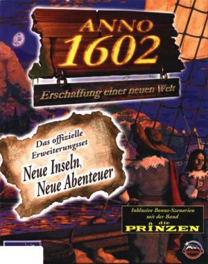 Anno 1602 : A la Conquête d'un Nouveau Monde : Nouvelles Iles, Nouvelle Aventures sur PC