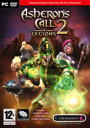 Asheron's Call 2 : Legions sur PC