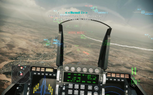 Ace Combat : Assault Horizon Enhanced Edition