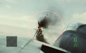 Ace Combat : Assault Horizon s'illustre sur PC