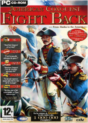 American Conquest : Fight Back sur PC