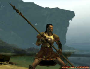 Portfolio exclusif sur Age Of Conan : Partie 7