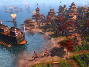 E3 2007 : Age of Empires III : The Asian Dynasties