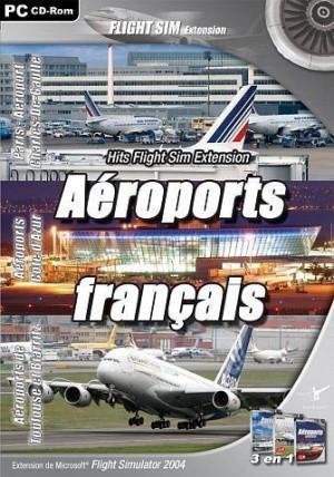 Aéroports Français : Hits Flight Sim Extension sur PC