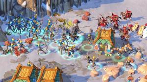 Coup de froid sur Age of Empires Online