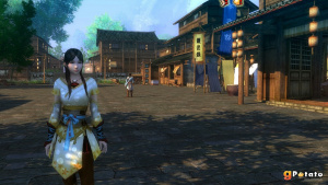 Age of Wulin : Legend of the Nine Scrolls - GC 2011